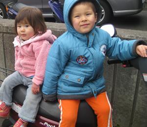on a bike090121