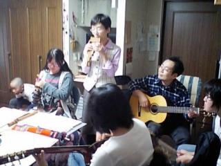 jizoさん、ベース、ナスカみやげ、カマンチャカ、そして…!