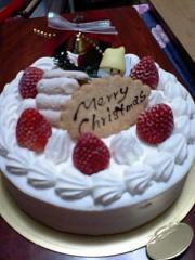 欧舌のケーキ