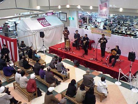ゆめタウン大竹新春ライブ