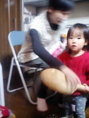 2歳のチャランギスタ!