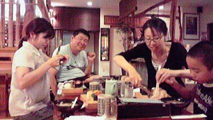 ジャンボ寿司食べてみました