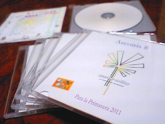 Arcoiris練習曲集vol.8
