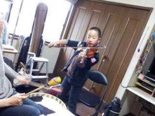 Pequeno Violinista