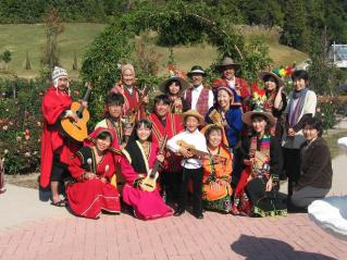 Kanoya Rose Festival in 2007