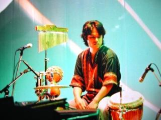 Isamu Yanai on Percussion