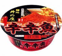 (お徳用ボックス) 寿がきや 麺処 井の庄監修 辛辛魚らーめん 137g×12食