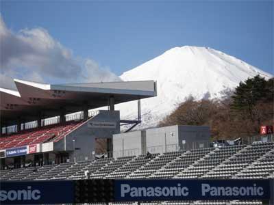 2009/02/18の富士山