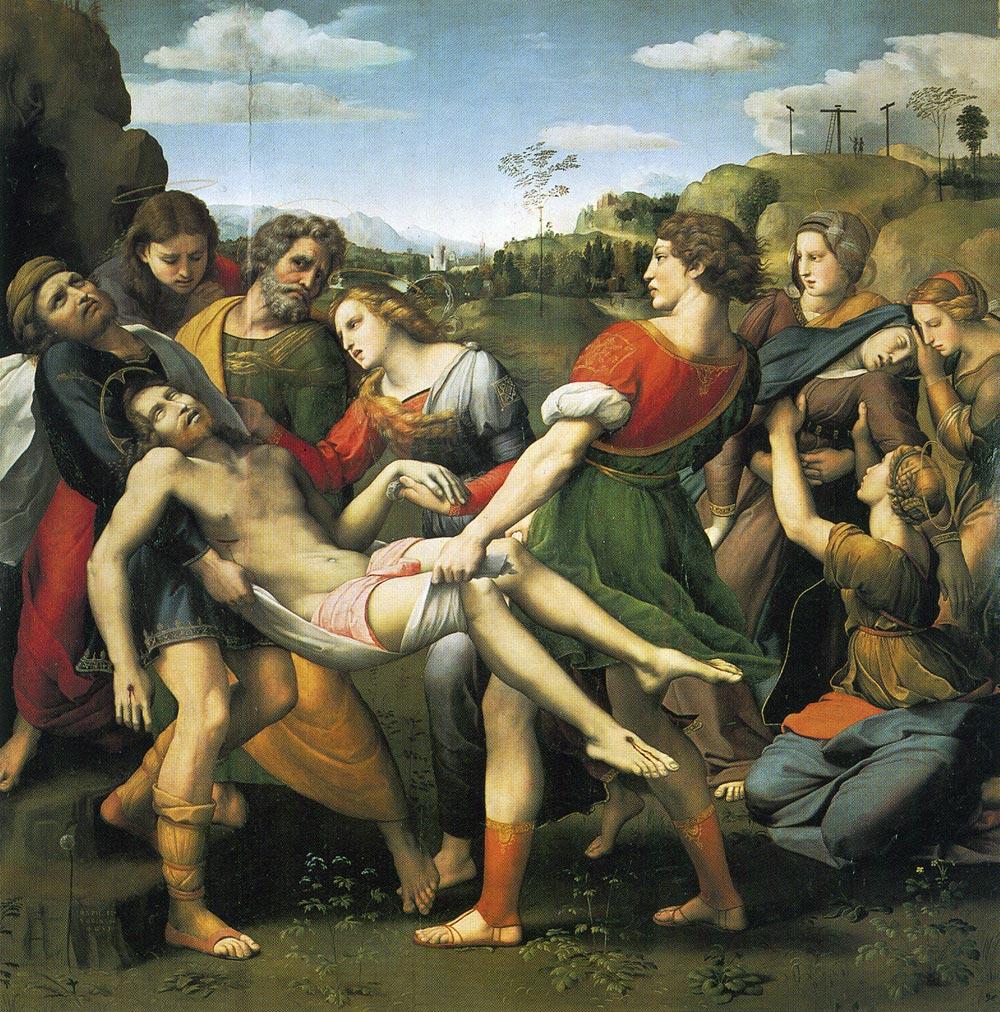 キリストの遺骸の運搬