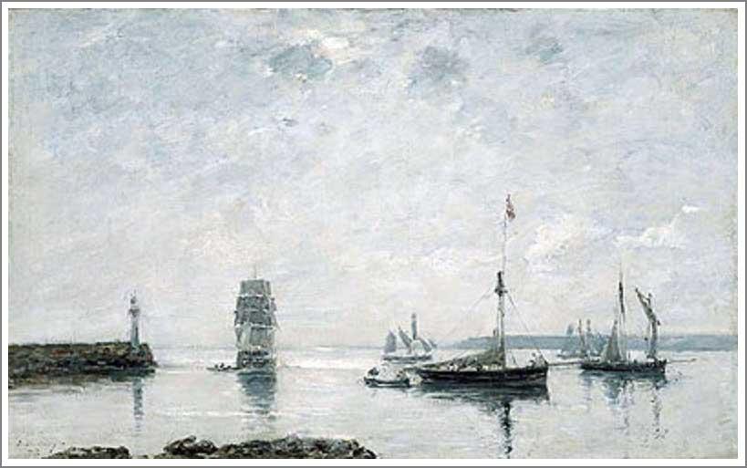 ブータン【港の入り口(Harbor Entrance)】