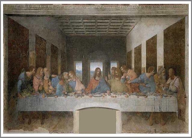 最後の晩餐 アート名画館 ダヴィンチ