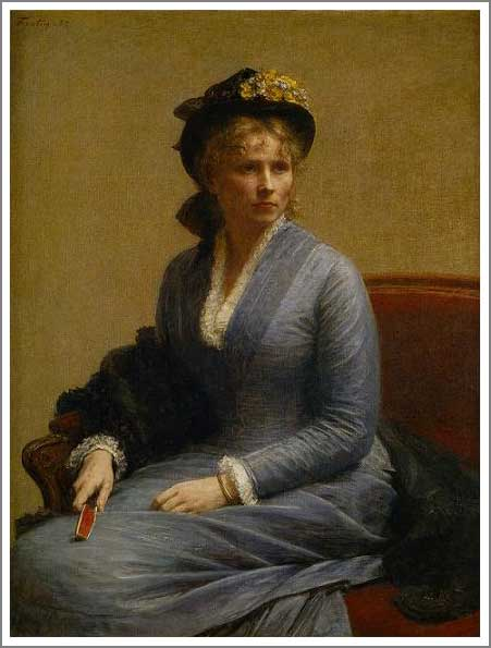 シャルロット・デュブールの肖像
