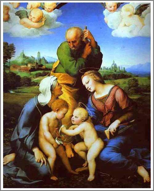 カニジャーニの聖家族