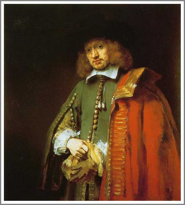 ヤン・シックスの肖像 (Jan Six)
