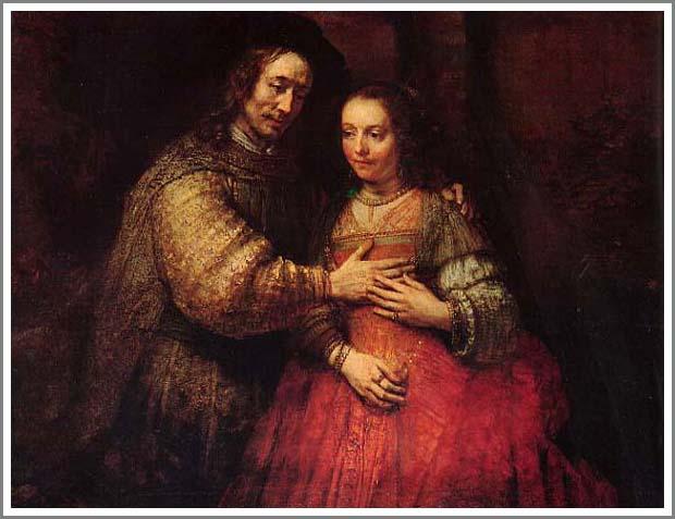 ユダヤの花嫁(イサクとリベカ)