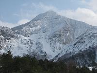 磐梯山 櫛が峰