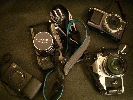 京都 カメラいっぱい