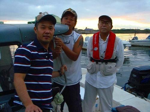 マゴチ、蛸釣り (24)