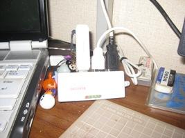 4ポート USB
