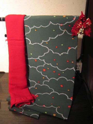 クリスマス帯