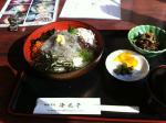 海花亭シラス丼1021