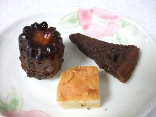 200705アキュイール焼き菓子