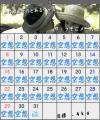 妖のカレンダー