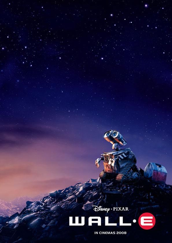 映画『WALL・E(ウォーリー)』のポスター