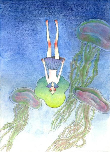 沈むweb