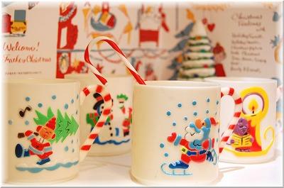 X'mas だけのカップ クリスマスまで11日☆