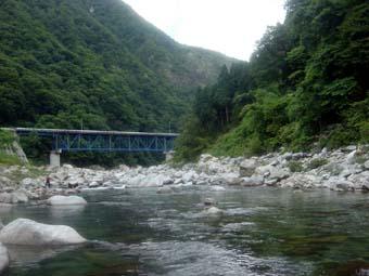 高原 吉ヶ原橋