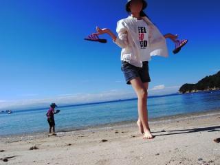 蒲刈 県民の浜