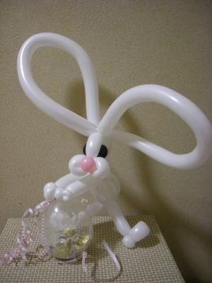 ウサギ・バレンタイン-1