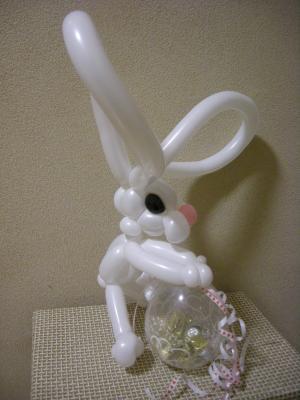 ウサギ・バレンタイン-2