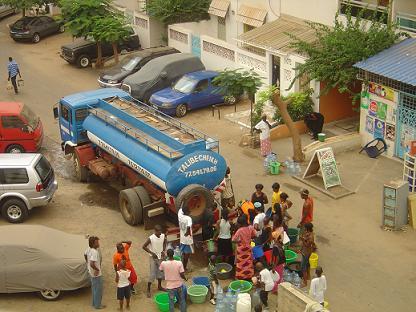水トラック