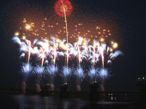 2010 調布市花火大会(1)