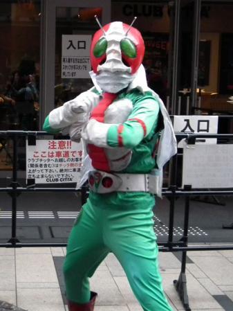 仮面ライダーV3