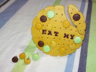 クッキー ピアス