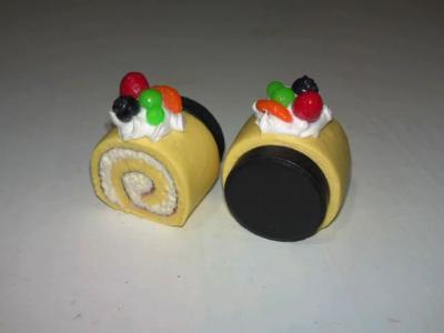 ロールケーキ マグネット
