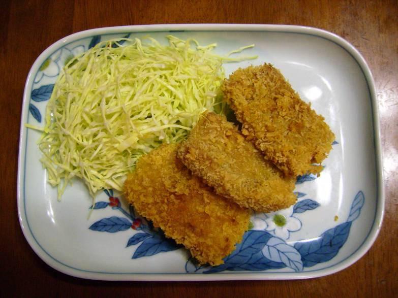 高野豆腐カツ