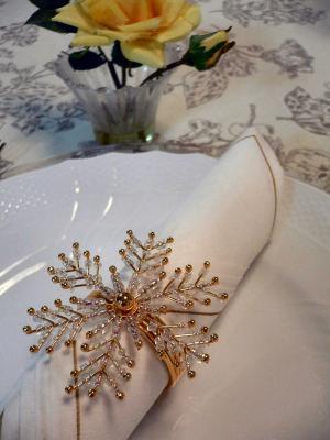 バレンタインテーブル