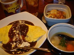 2008.12.8②晩御飯