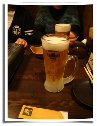 とりあえずビール♡
