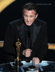S Penn Oscar Winner