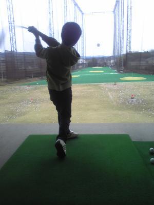 ゴルフ翔貴