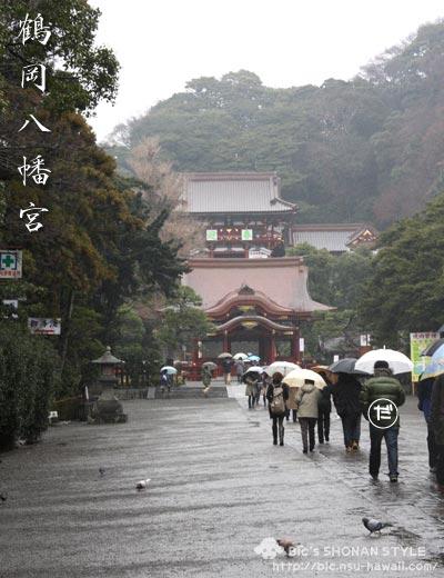 初詣,鶴岡八幡宮