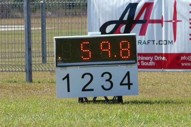 佐藤選手 59.8秒