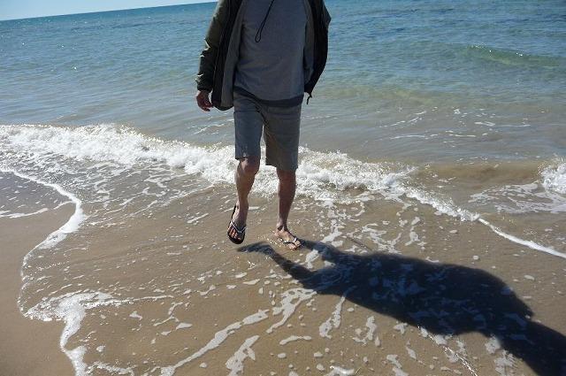 チョッコシ冷たい海・・・・