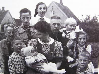 ドイツ家族