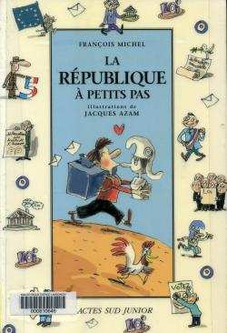 La republique 表表紙